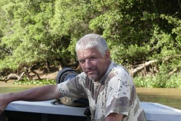 Pierre Vernay, Pantanal
